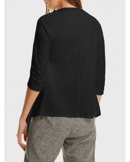 Shawl Collar Solid Slim Blazer